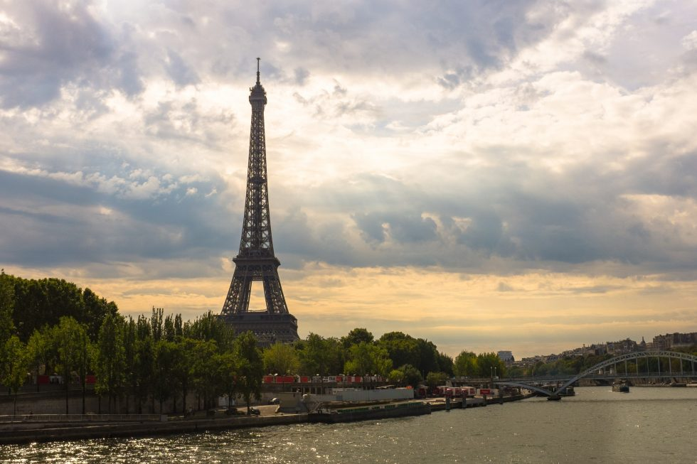 Image of Paris in France