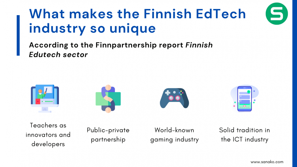 What makes the Finnish EdTech industry so unique