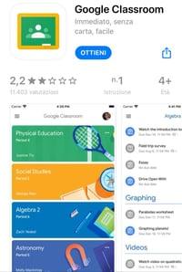 app for language teachers - google classroom