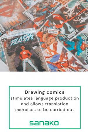 image of comics