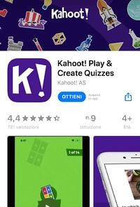 kahoot app for gamified language classroom