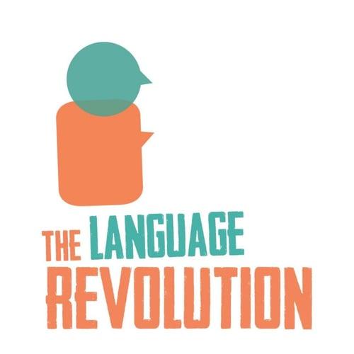 the language revolution podcast logo