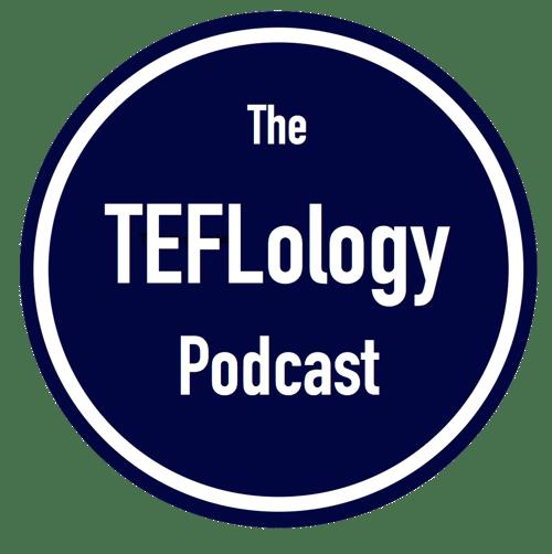 the teflology podcast logo